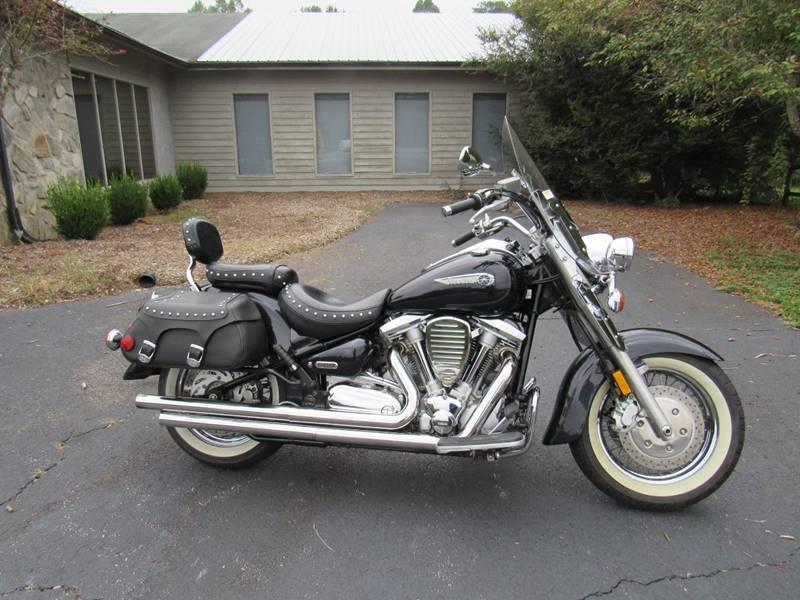 2002 Yamaha Road Star