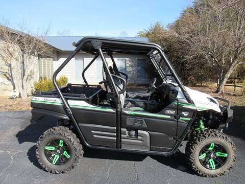 2019 Kawasaki Teryx™ for sale at Blue Ridge Riders in Granite Falls NC