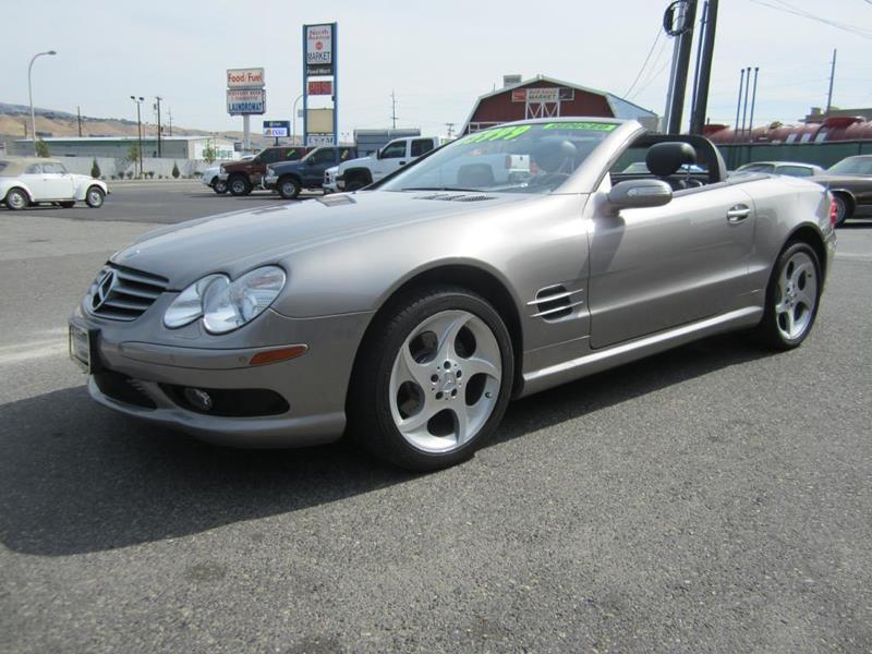 2005 Mercedes-Benz SL-Class for sale at Global Elite Motors LLC in Wenatchee WA