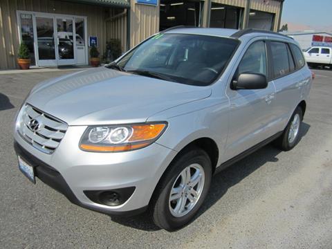 2011 Hyundai Santa Fe for sale at Global Elite Motors LLC in Wenatchee WA