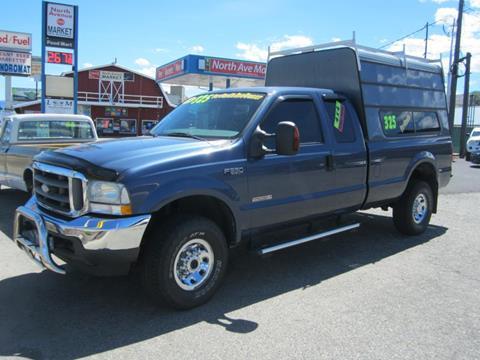 2004 Ford F-350 Super Duty for sale at Global Elite Motors LLC in Wenatchee WA