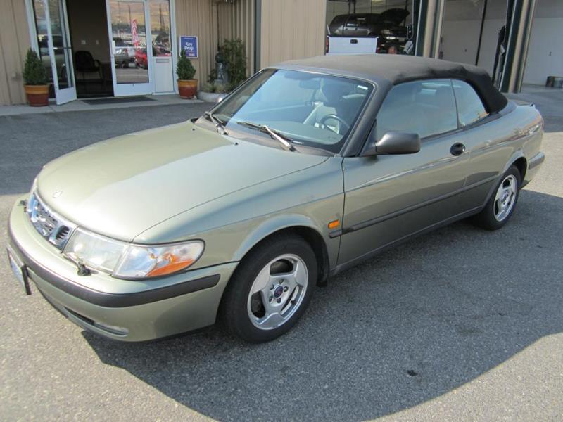 1999 Saab 9-3 for sale at Global Elite Motors LLC in Wenatchee WA
