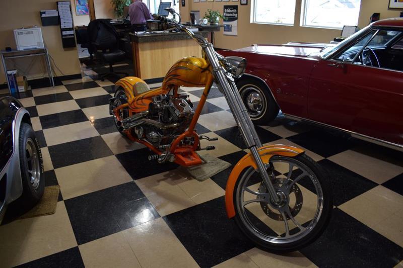 2003 EDDIE TROTTA CHOPPA for sale at Global Elite Motors LLC in Wenatchee WA