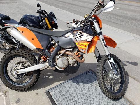 2009 KTM 450 XCW for sale in Wenatchee, WA