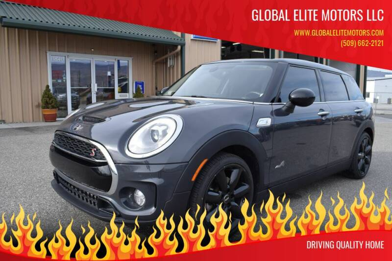 2017 MINI Clubman for sale at Global Elite Motors LLC in Wenatchee WA