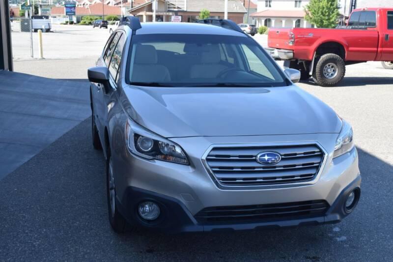 2016 Subaru Outback for sale at Global Elite Motors LLC in Wenatchee WA