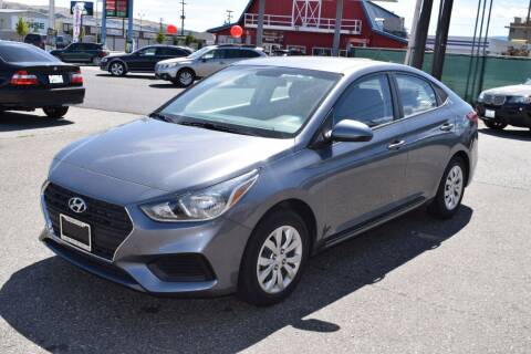 2018 Hyundai Accent for sale at Global Elite Motors LLC in Wenatchee WA