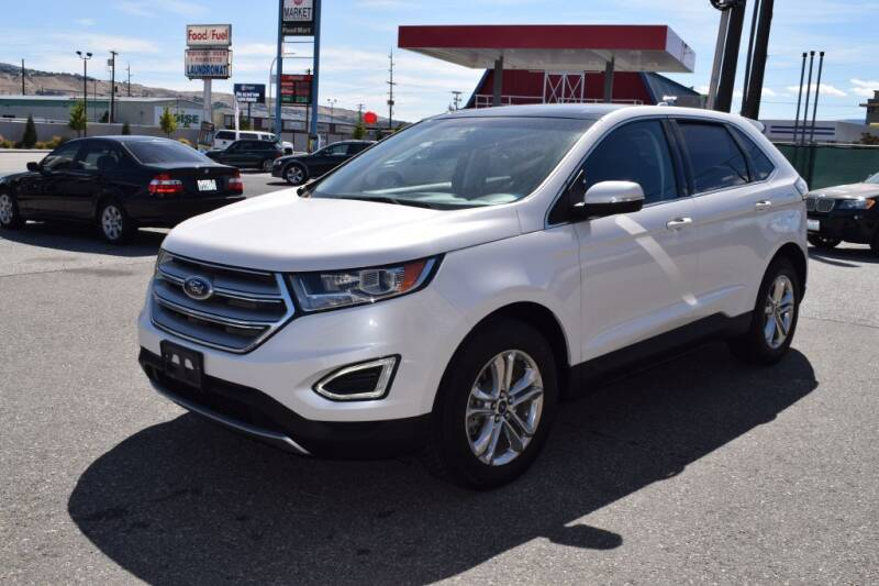 2015 Ford Edge for sale at Global Elite Motors LLC in Wenatchee WA