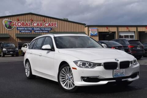 2014 BMW 3 Series for sale at Global Elite Motors LLC in Wenatchee WA