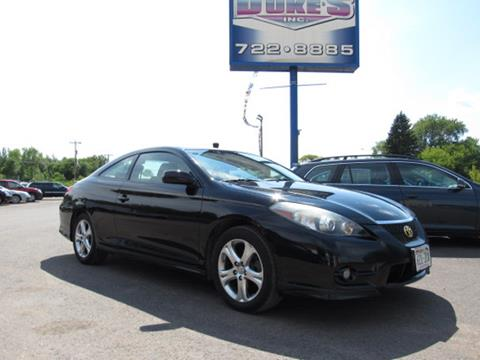2007 Toyota Camry Solara for sale in Duluth MN