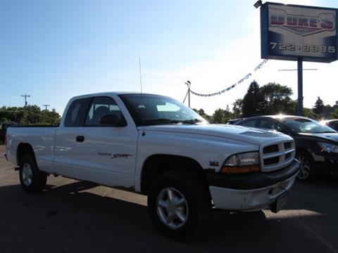 1999 Dodge Dakota for sale in Duluth MN