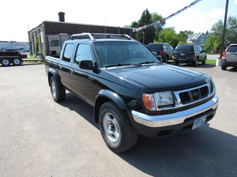2000 Nissan Frontier for sale in Duluth MN
