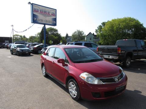 2011 Nissan Versa for sale in Duluth, MN