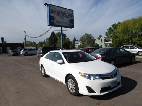 2012 Toyota Camry for sale in Duluth, MN