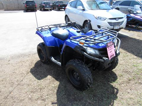 2016 CF Moto 400 for sale in Duluth, MN