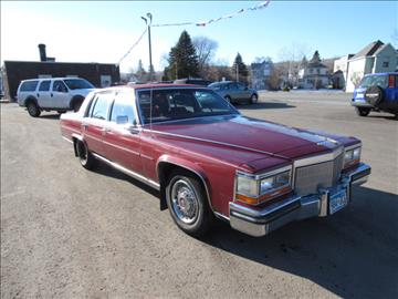 1989 Cadillac Brougham for sale in Duluth, MN