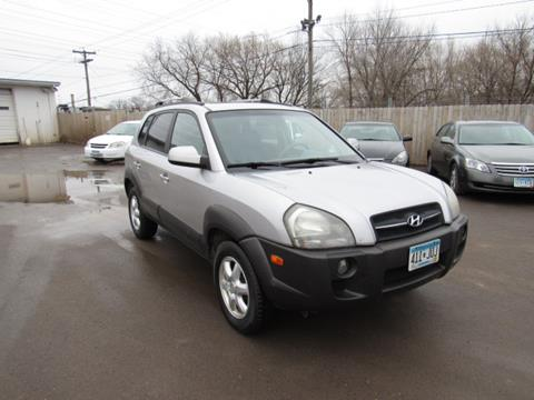 2005 Hyundai Tucson for sale in Duluth, MN
