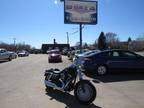 2008 Harley-Davidson FXDF for sale in Duluth, MN