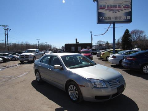 2007 Mercury Milan for sale in Duluth MN