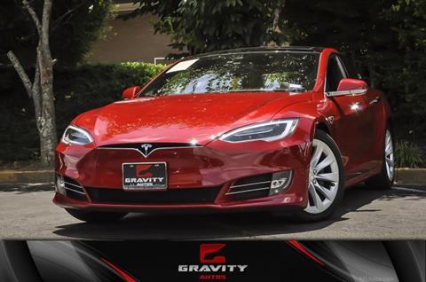 2016 Tesla Model S for sale in Atlanta, GA