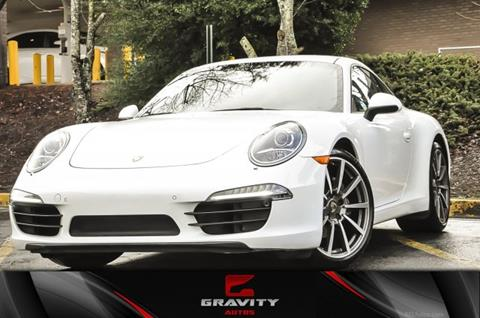 2013 Porsche 911 for sale in Atlanta, GA