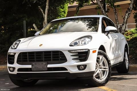 2016 Porsche Macan for sale in Atlanta, GA