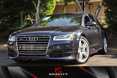 Audi For Sale In Ga >> 2016 Audi A8 L For Sale In Atlanta Ga