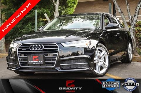 2016 Audi A6 for sale in Atlanta, GA