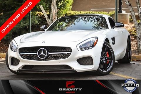 2016 Mercedes-Benz AMG GT for sale in Atlanta, GA