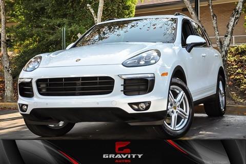 2016 Porsche Cayenne for sale in Atlanta, GA