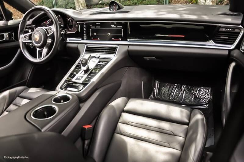 2017 Porsche Panamera 4dr Sedan - Atlanta GA