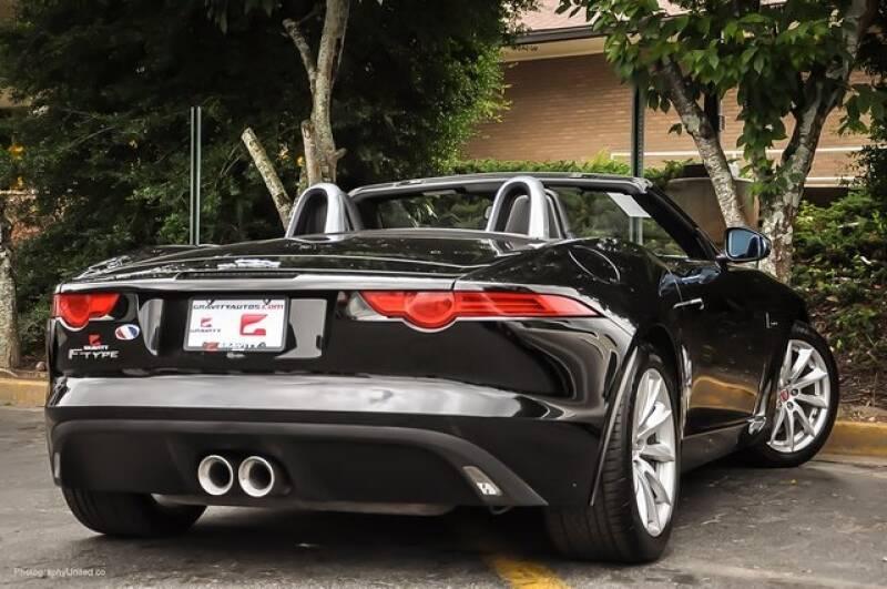 2017 Jaguar F-TYPE Premium 2dr Convertible 8A - Atlanta GA