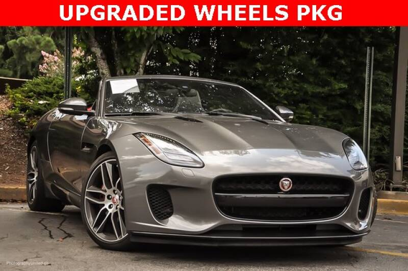 2018 Jaguar F-TYPE 340HP 2dr Convertible 8A - Atlanta GA