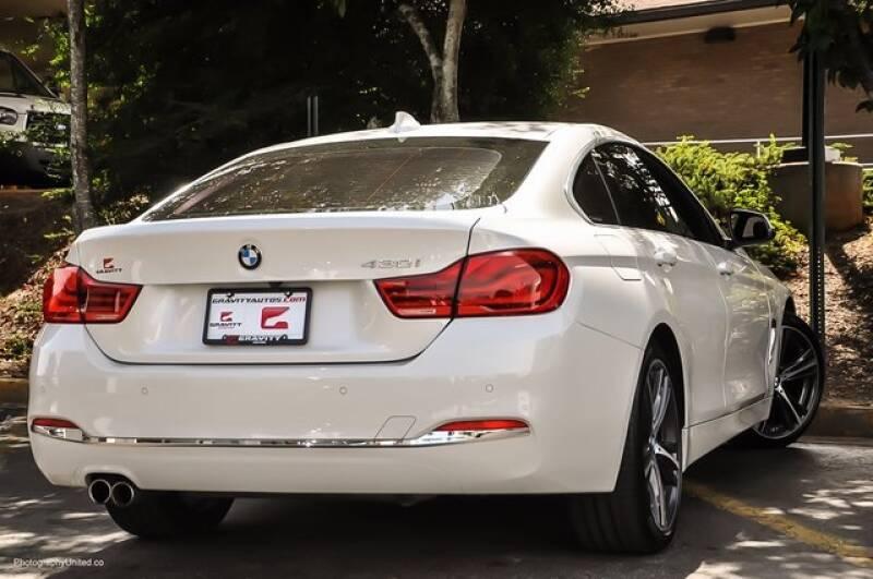 2018 BMW 4 Series 430i Gran Coupe 4dr Sedan - Atlanta GA