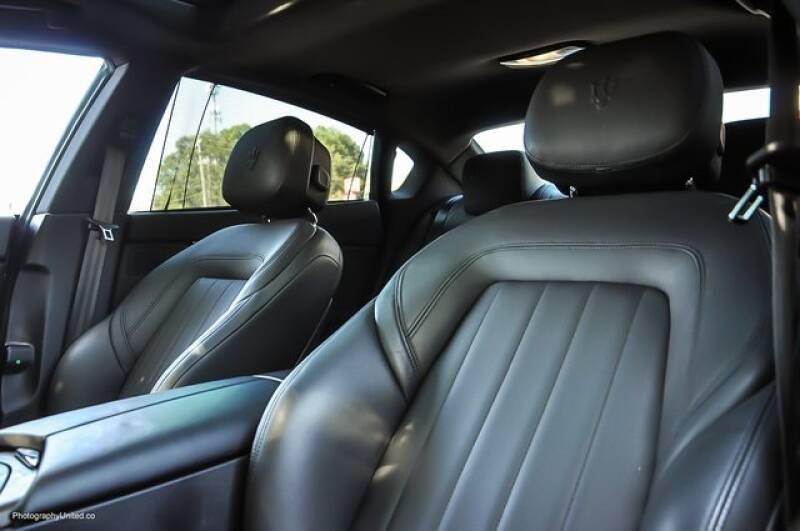 2017 Maserati Quattroporte S 4dr Sedan - Atlanta GA