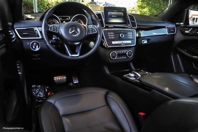 2018 Mercedes-Benz GLE AWD AMG GLE 43 4MATIC 4dr Coupe - Atlanta GA