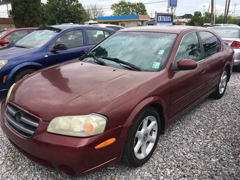 2002 Nissan Maxima for sale in Houma, LA