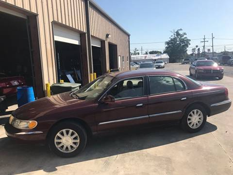 2001 Lincoln Continental for sale in Houma, LA