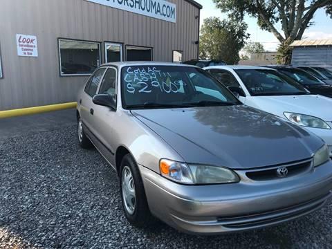 1999 Toyota Corolla for sale in Houma, LA