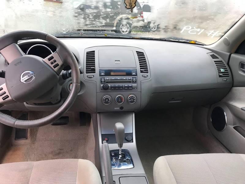 2006 Nissan Altima 35 SE R 4dr Sedan W Automatic In Houma LA