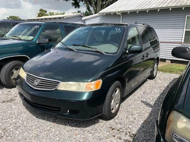 2001 Honda Odyssey EX 4dr Mini Van   Houma LA
