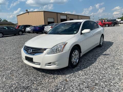 2012 Nissan Altima for sale at Bayou Motors Inc in Houma LA