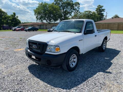 2011 Ford Ranger for sale at Bayou Motors Inc in Houma LA
