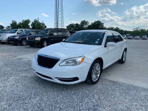 2013 Chrysler 200 for sale at Bayou Motors Inc in Houma LA