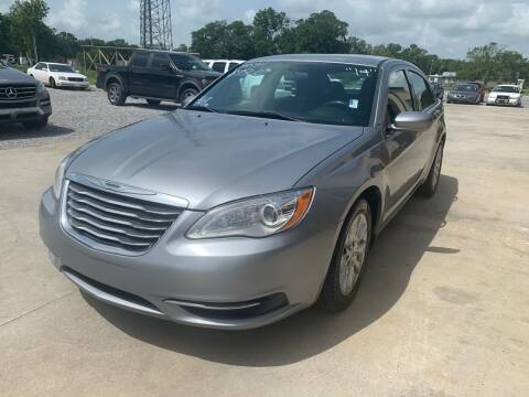 2014 Chrysler 200 for sale at Bayou Motors Inc in Houma LA