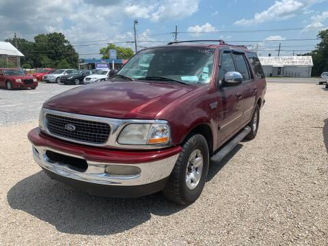 1998 Ford Expedition for sale at Bayou Motors Inc in Houma LA