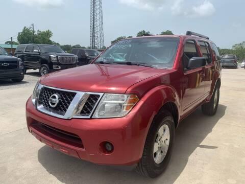 2011 Nissan Pathfinder for sale at Bayou Motors Inc in Houma LA