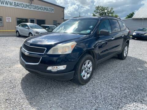 2010 Chevrolet Traverse for sale at Bayou Motors Inc in Houma LA