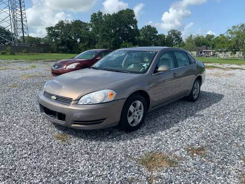2007 Chevrolet Impala for sale at Bayou Motors Inc in Houma LA