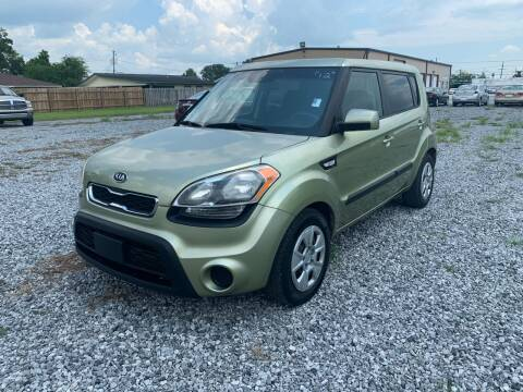 2012 Kia Soul for sale at Bayou Motors Inc in Houma LA